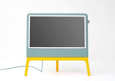 Homedia, el televisor que se escapa del diseño tradicional