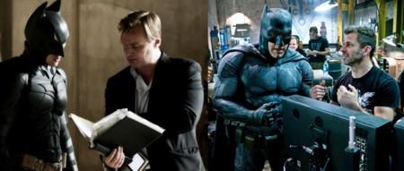Zack Snyder quiso tener la bendición de Christopher Nolan antes de dirigir 'Batman v Superman'