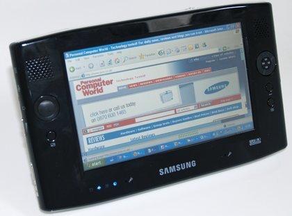 Samsung Q1 UMPC revisado