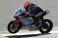 Primera toma de contacto de Nico Terol con el Althea Racing de Superbikes