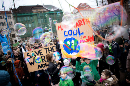 Fridaysforfuture Climate Protest 4