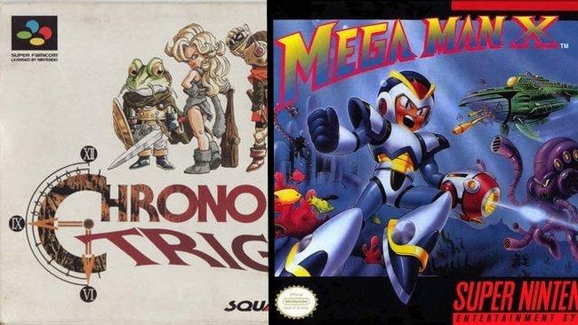 'Chrono Trigger' y 'Mega Man X' llegarán a la consola virtual de Wii en Japón