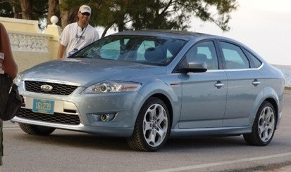 Ford Mondeo 2007 sedán