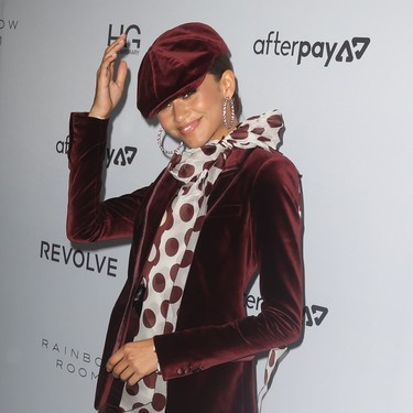 Las mejores vestidas de los Daily Fashion Awards, de nuevo con Zendaya dando una lección de estilo