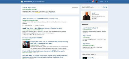 Bing obtiene una posición estratégica con Facebook y su 'Graph Search'