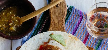 Tacos de atún: receta mexicana fácil