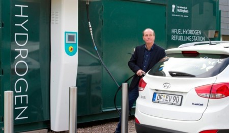 He aquí un nuevo plan para dotar a Europa de una red mínima de hidrogeneras