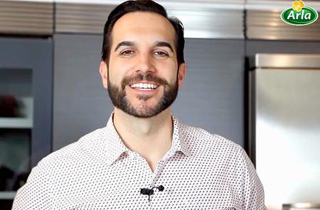 Cocina con Gusto, el nuevo canal de videorecetas de  Mario Sandoval