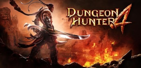Dungeon Hunter 4 ya disponible para Android