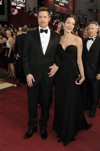Brad Pitt Oscar 2009