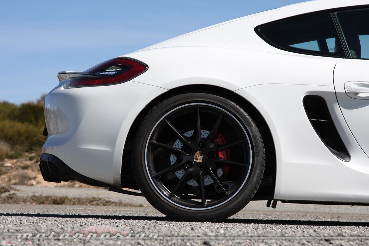 Foto de Porsche Cayman GTS (prueba) (30/34)