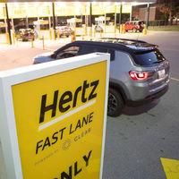 El gigante de los coches de alquiler Hertz vuelve a estar al borde de la bancarrota
