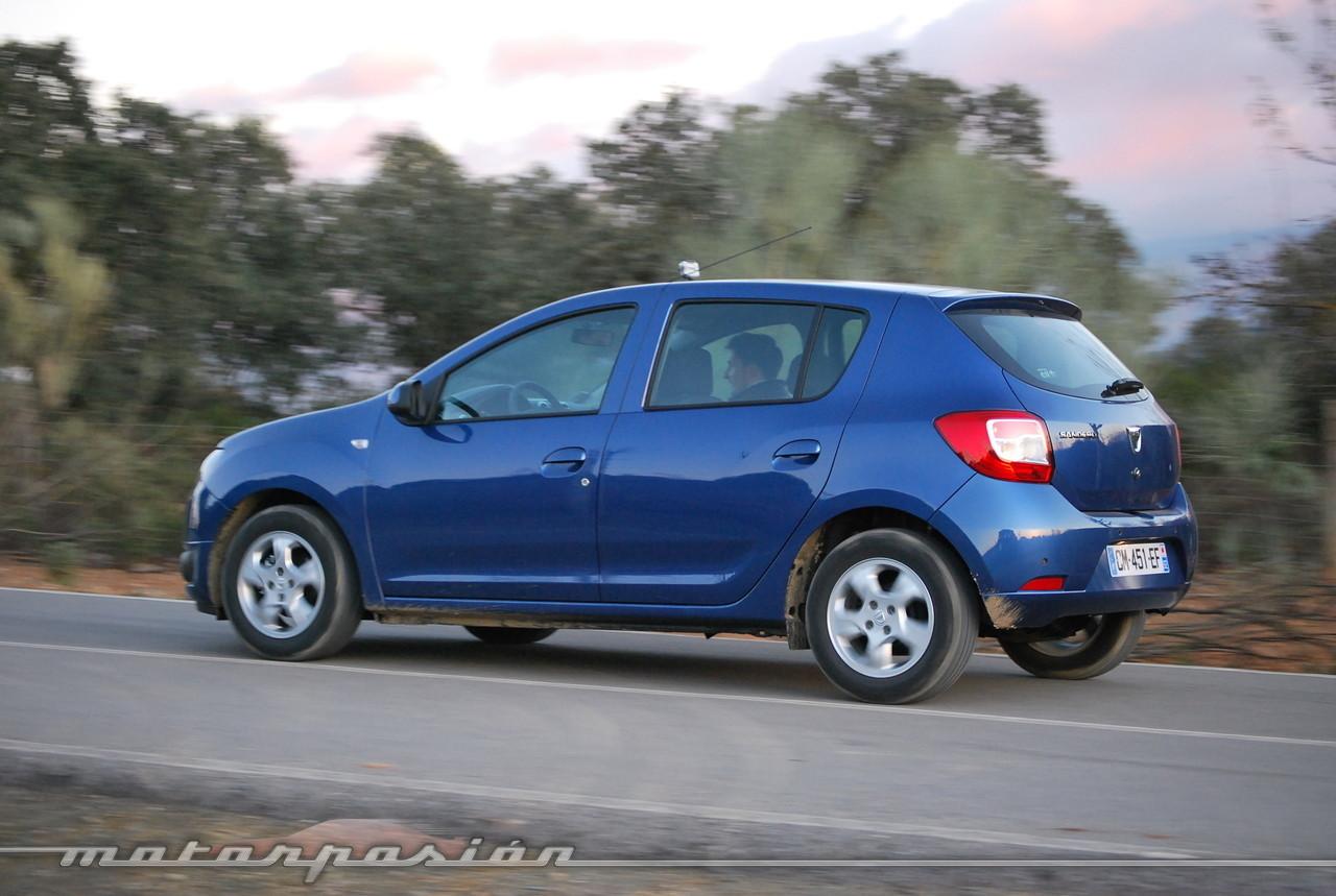 Dacia Sandero 2013 (presentación)