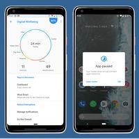 El Bienestar Digital de los Google Pixel llega oficialmente a teléfonos Android One con Android 9 Pie