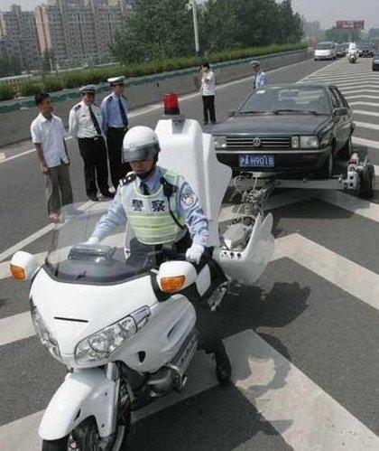 motos grua chinas