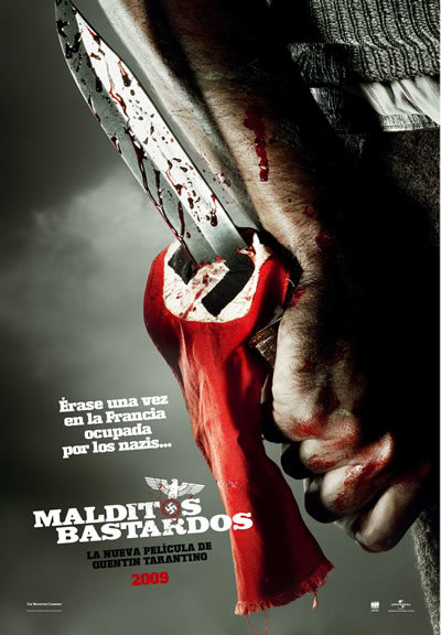 Foto de 'Malditos bastardos', posters (2/6)