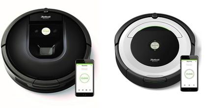 Los robots de limpieza iRobot Roomba 691 e iRobot Roomba 981, controlables mediante Amazon Echo, están rebajados hasta medianoche