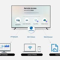 Los televisores Samsung de 2019 podrán acceder a aplicaciones de tu PC o smartphone