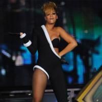 Los looks de Rihanna en el Pepsi Super Bowl Fan Jam Concert