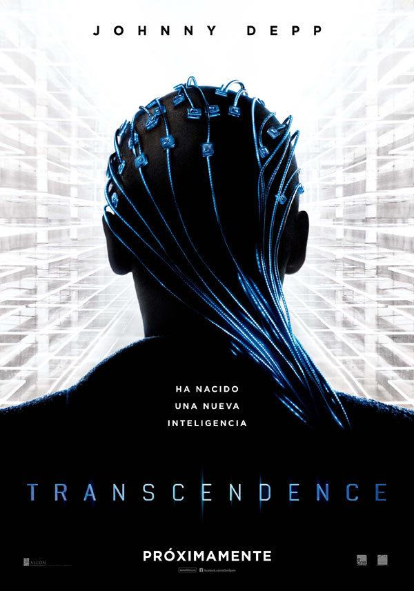 Foto de 'Transcendence', carteles (1/11)