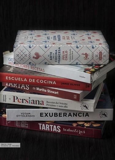 Siete recetas de nuestros siete libros preferidos