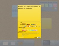 LinoIT, completo sistema para la creación de tablones virtuales de notas