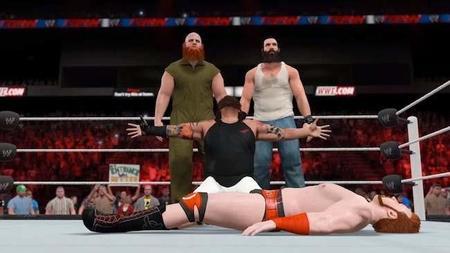 WWE 2K15 nos presenta los nuevos movimientos de su DLC