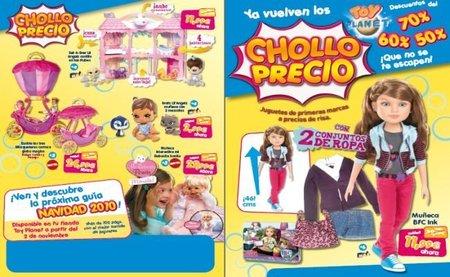 Toy Planet, descuentos en juguetes para adelantarse a las compras navideñas