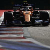 Mercedes se ha quedado con Lando Norris como parte de su acuerdo con McLaren, segun afirman en Italia
