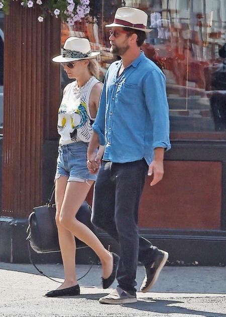Duelo de shorts y de comodidad: ¿Diane Kruger o Poppy Delevingne?