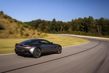 El nuevo Aston Martin Vantage ya está aquí y James Bond estaría orgulloso