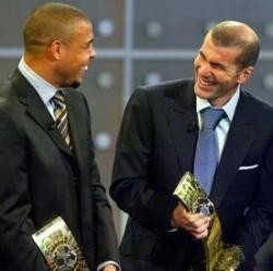 Zidane contra Ronaldo, partido contra la pobreza en Cuatro