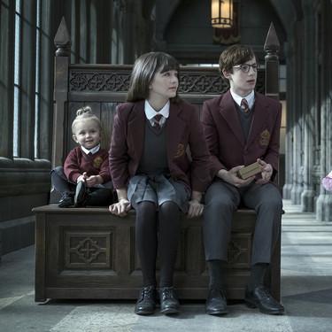 Nueve series de HBO y Netflix para ver con niños y disfrutar de una maratón en familia