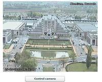 Controla la webcam del Atomium de Bruselas