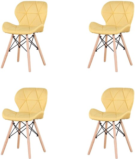 Juego de sillas de comedor