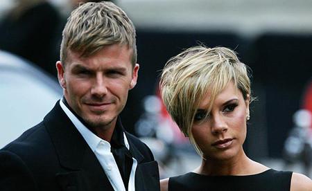 El nuevo peinado de David Beckham