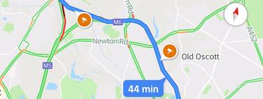 Radares en Google Maps: la aplicación comienza a avisar de los controles de velocidad