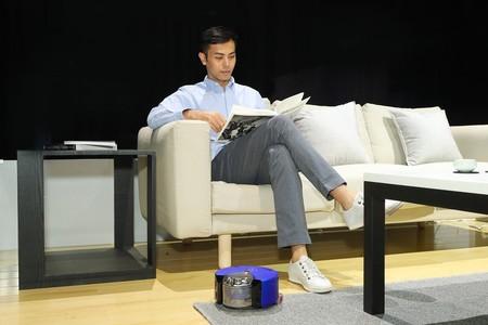 Dyson quiere ser protagonista en el mercado de los robots de limpieza y lanza el 360 Heurist