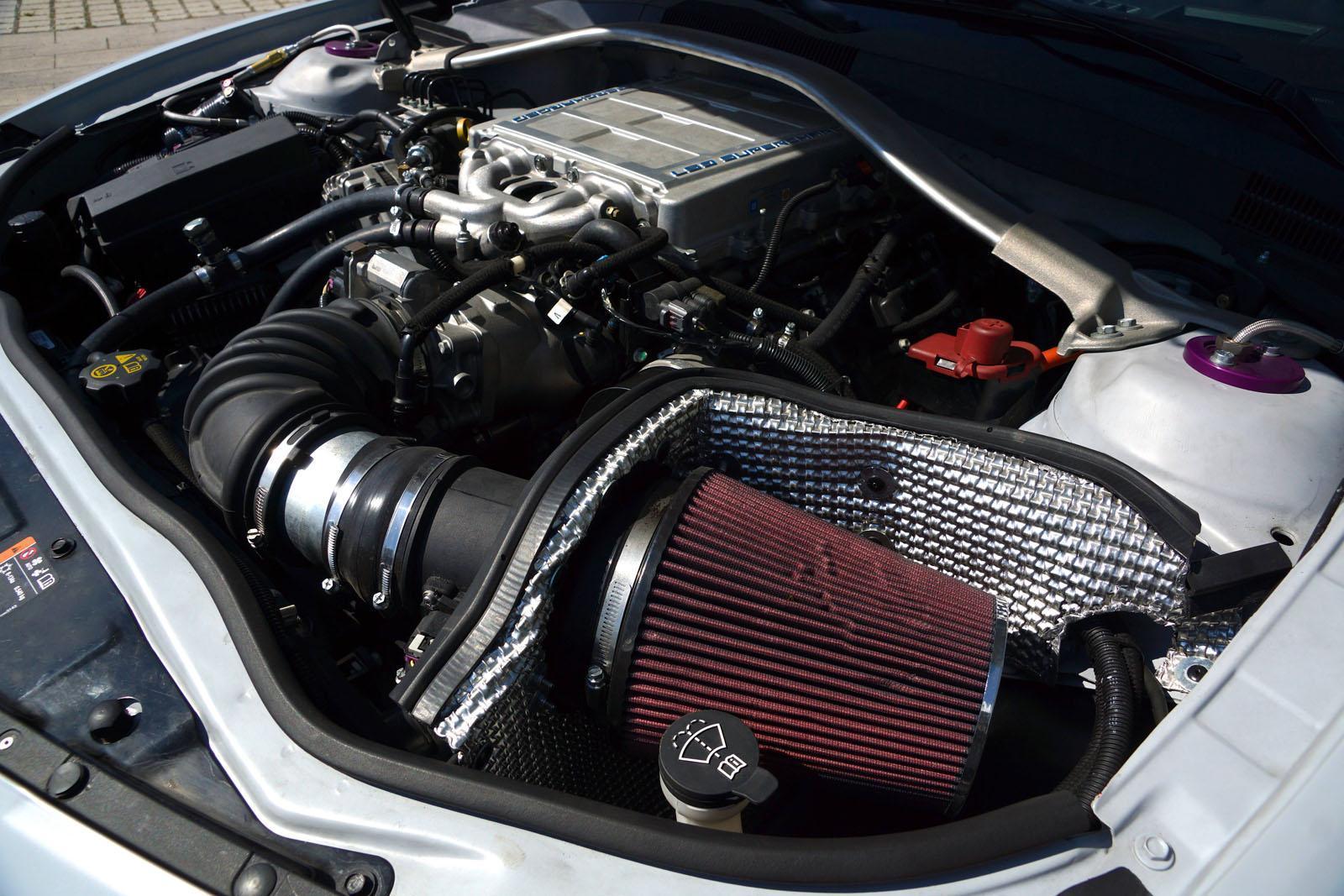 Foto de Geigercars Chevrolet Camaro LS9 (16/18)