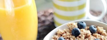 Los mejores cereales para tu desayuno o merienda