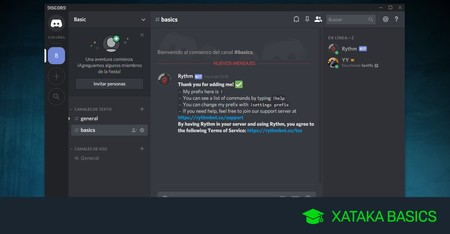 Discord: cómo añadir bots en tu servidor