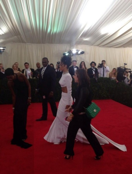 Rihanna Stella McCartney Gala MET 2014