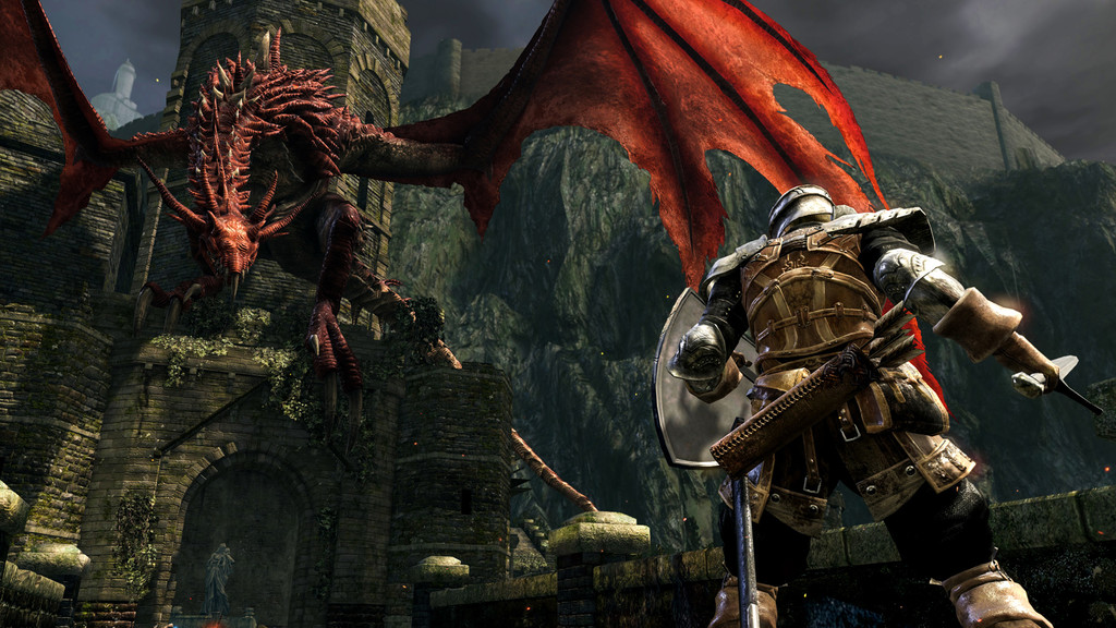 Todas las novedades y mejoras de Dark Souls Remastered en su nuevo tráiler