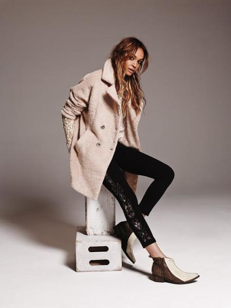 abrigo free people joan smalls