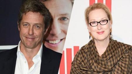Meryl Streep y Hugh Grant protagonizarán lo nuevo de Stephen Frears