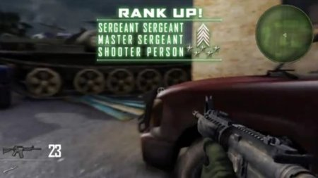 'Duty Calls: The Calm Before the Storm'. Parodiando hasta el extremo la saga 'Call of Duty'. Vídeo y descarga