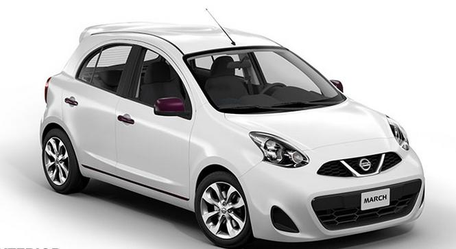 Nissan March Unlimited, para ti que querías diferenciar tu ...