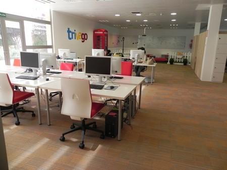 Espacios para trabajar las oficinas de trivago de for Oficina de consumo palma de mallorca