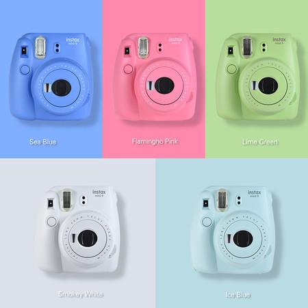 La cámara de fotos Fujifilm más famosa de Instagram está en oferta por 54,99 euros en Amazon