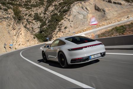 Porsche 911 992 Contacto